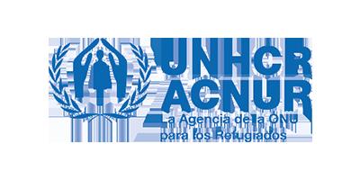 acnur logo - Socios financiadores