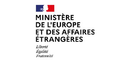 ministeredeeurope logo - Socios financiadores