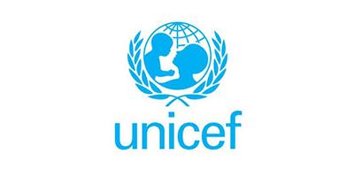 unicef logo - Socios financiadores